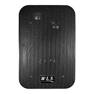 Caixa Acústica Para Som Ambiente Preta 50W M-4 - WLS