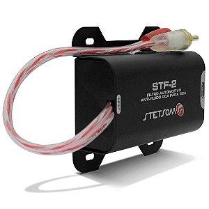 Filtro Anti Ruido Stetsom para DVD/ CD Player Mp3 Módulo RCA Stf-2