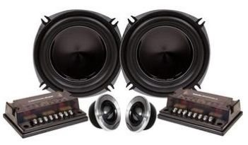 "Kit 2 Vias LA-152-S Lightning Audio 5"" 70w RMS"