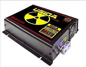 Fonte Automotiva Usina 90a Bivolt Battery Meter Spark