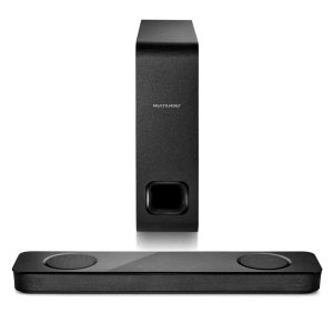 Caixa De Som Soundbar Bluetooth 120w Rms Multilaser - Sp300