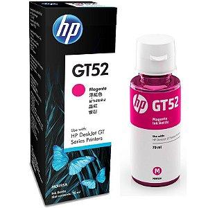 REFIL DE TINTA HP GT52 70ML MAGENTA