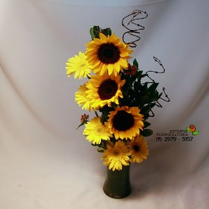 Arranjo de flores Prosperidade