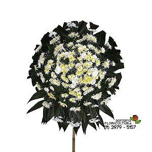 Coroa de flores para Velório 1