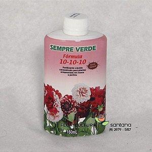 Fertilizante Liquido 10-10-10 160ml