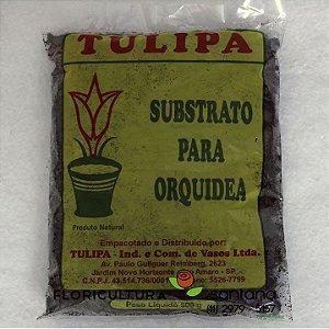 Substrato para Orquídeas - 500g - Tulipa