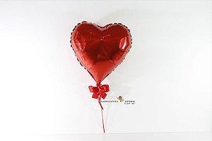 Balão Pequeno em Formato de Coração