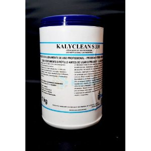 Kalyclean S330 - Detergente em pó clorado