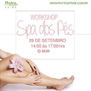 Workshop Spa dos Pés