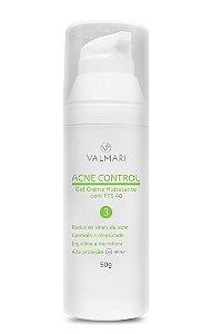 Acne Control- Gel Creme Hidratante com FPS 40- 50g
