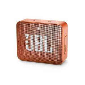 Caixa De Som JBL Go 2 Bluetooth Portátil Laranja