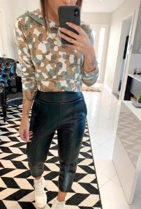 Cropped militar