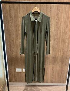 Max Camisa verde militar