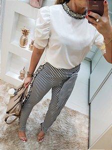Conjunto Blusa + Calça