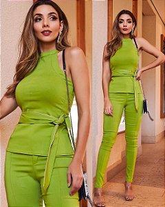 Conjunto Verde Marcella
