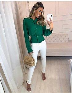 Calça Branca Fernanda