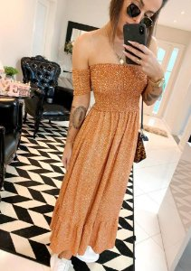 Vestido Mid póa