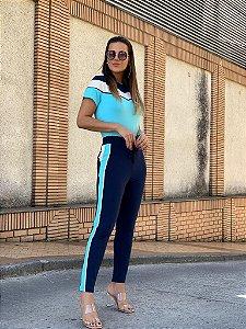 Conjunto Thassia Azul