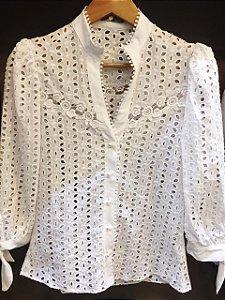 Camisa Leise branca