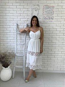 Vestido Mid Ana Claudia
