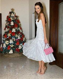 Vestido Mid Flavia