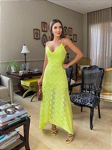 Vestido Jessica amarelo