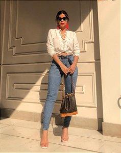 Calça jeans Rosângela