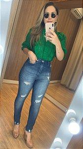 Blusa Leise Verde