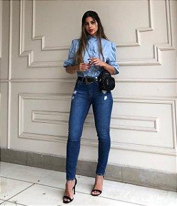 Calça Jeans Simone