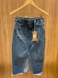 Saia Mid Jeans celine