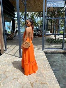 Vestido Solange Coral