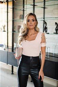 Blusa Samara Rosa