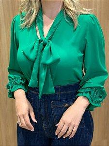 Blusa verde Jana