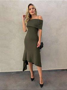 Vestido Verde Isabela