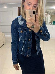 Jaqueta jeans Flavia
