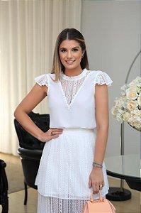 Blusa Ariane Branca