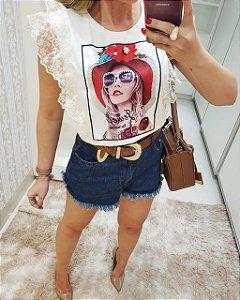 T-shirt Elisangela
