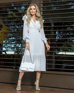 Vestido Mid Ana Bela