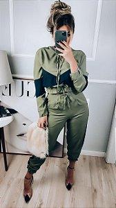 Conjunto Verde Elaine