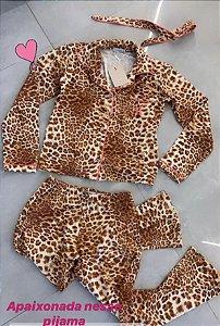 Pijama onça