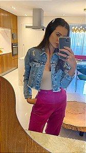 Jaqueta jeans cloude
