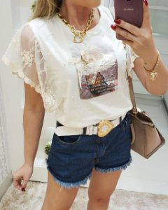 T- Shirts Perolas