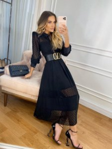 Vestido Petit black