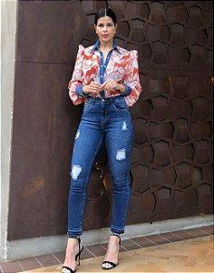 Calça jeans Silmara