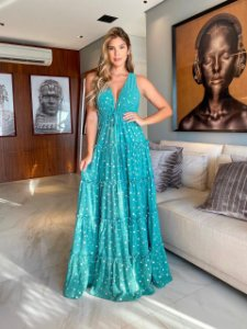 Vestido Longo Renata