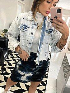 Jaqueta Jeans Respingo