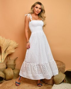 Vestido Mid Leise Bianca