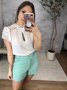 Shorts verde