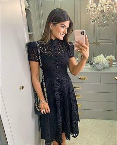 Vestido Sara Preto
