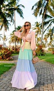 Conjunto Color Bianca